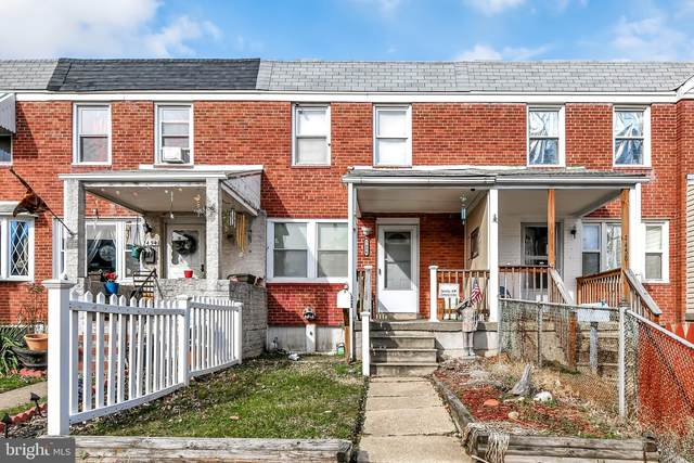 7456 Manchester Road, BALTIMORE, MD 21222 (#MDBC485770) :: Jim Bass Group of Real Estate Teams, LLC