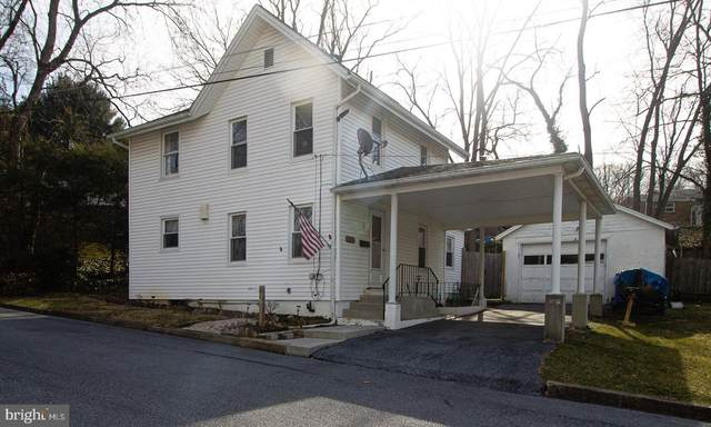 1917 Dartmouth Street, CAMP HILL, PA 17011 (#PACB121556) :: TeamPete Realty Services, Inc