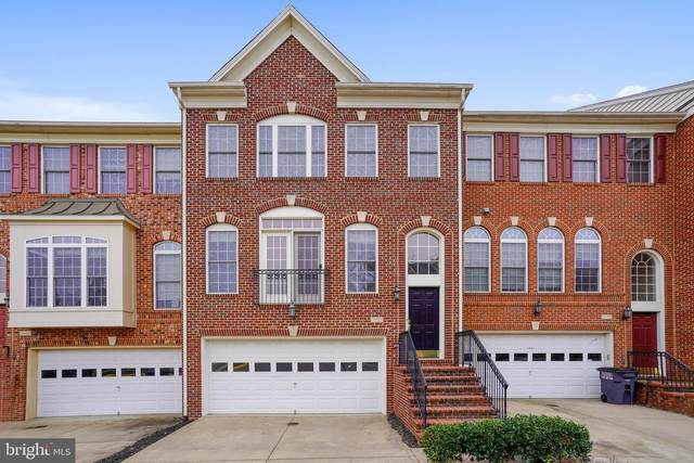 16458 Steerage Circle, WOODBRIDGE, VA 22191 (#VAPW487884) :: Larson Fine Properties