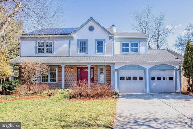 4953 Sweetbirch Drive, ROCKVILLE, MD 20853 (#MDMC696324) :: Blackwell Real Estate
