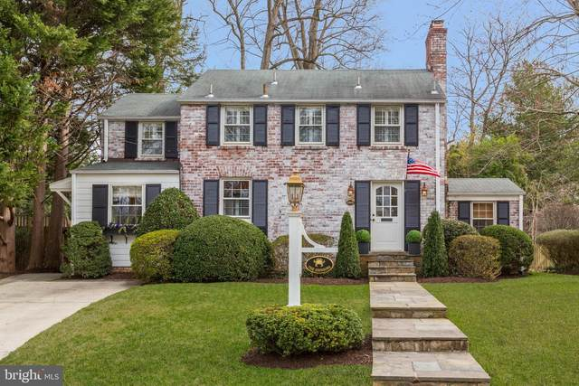 5905 Gloster Road, BETHESDA, MD 20816 (#MDMC696326) :: The Daniel Register Group