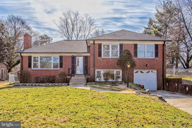 1209 Millgrove Road, SILVER SPRING, MD 20905 (#MDMC696328) :: Blackwell Real Estate