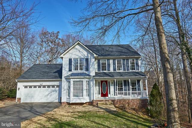 4300 Wickham Court, FREDERICKSBURG, VA 22408 (#VASP219662) :: Green Tree Realty