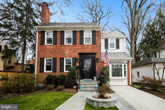 5821 Macarthur Boulevard NW, WASHINGTON, DC 20016 (#DCDC458996) :: John Smith Real Estate Group