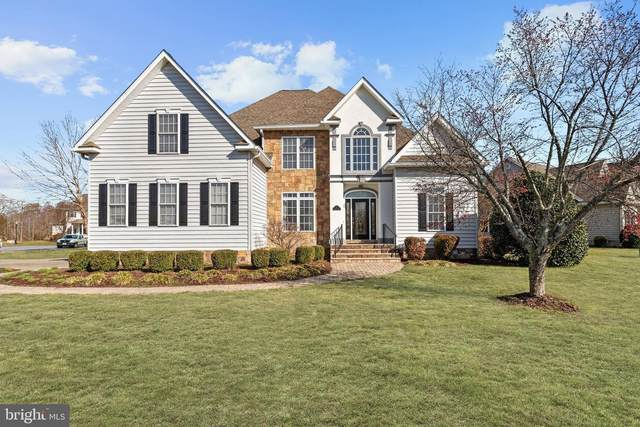 1 Briarcliffe Court, OCEAN VIEW, DE 19970 (#DESU156378) :: Bob Lucido Team of Keller Williams Integrity