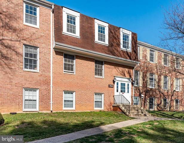784 Quince Orchard Boulevard #201, GAITHERSBURG, MD 20878 (#MDMC696340) :: Advance Realty Bel Air, Inc