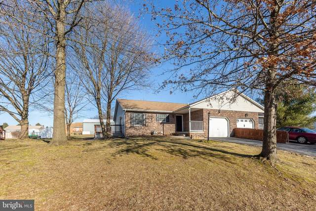 115 Shawnee Drive, STEWARTSTOWN, PA 17363 (#PAYK133546) :: The Joy Daniels Real Estate Group