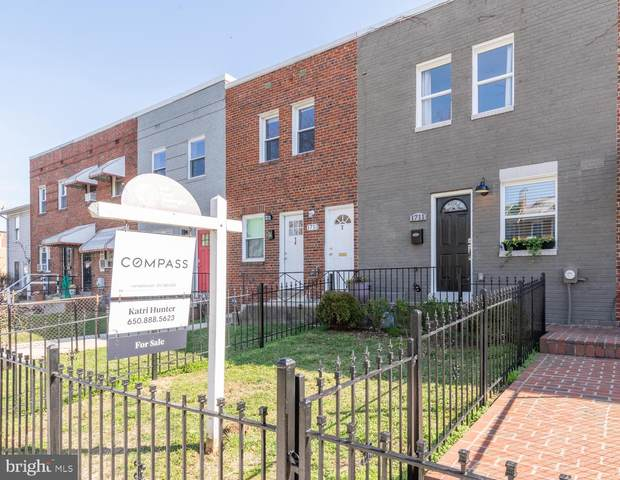 1711 Montello Avenue NE, WASHINGTON, DC 20002 (#DCDC459016) :: Mortensen Team