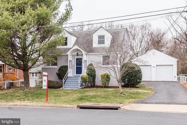 906 N Edison Street, ARLINGTON, VA 22205 (#VAAR159396) :: Dart Homes