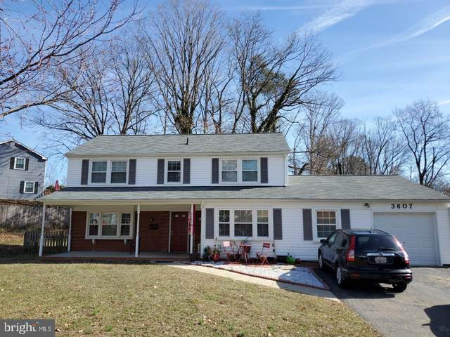 3607 Violetwood Place, BOWIE, MD 20715 (#MDPG559810) :: Bob Lucido Team of Keller Williams Integrity