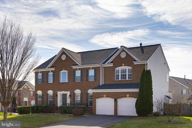 12503 Maiden Creek Court, BRISTOW, VA 20136 (#VAPW487900) :: The Putnam Group