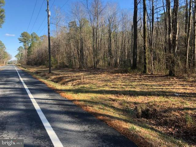 QUANTICO RD Parcel 24 19.09 Acres, HEBRON, MD 21830 (#MDWC107088) :: Bright Home Group