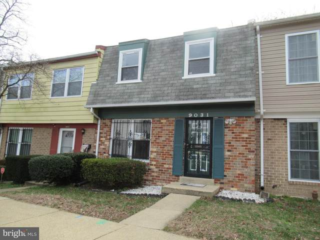 9031 Continental Place, LANDOVER, MD 20785 (#MDPG559812) :: The Redux Group