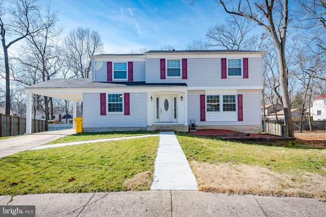 645 Ridgefield Court, GLEN BURNIE, MD 21061 (#MDAA425906) :: AJ Team Realty