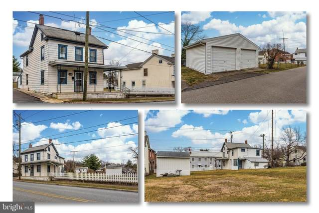 18 Saint Paul Street, BOONSBORO, MD 21713 (#MDWA170748) :: AJ Team Realty