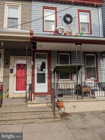 521 Cumberland Street, GLOUCESTER CITY, NJ 08030 (MLS #NJCD387506) :: The Dekanski Home Selling Team