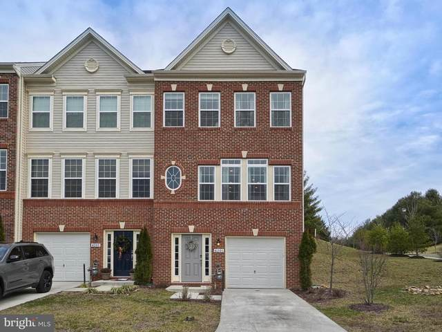 6201 Newport Place, FREDERICK, MD 21701 (#MDFR260138) :: John Smith Real Estate Group