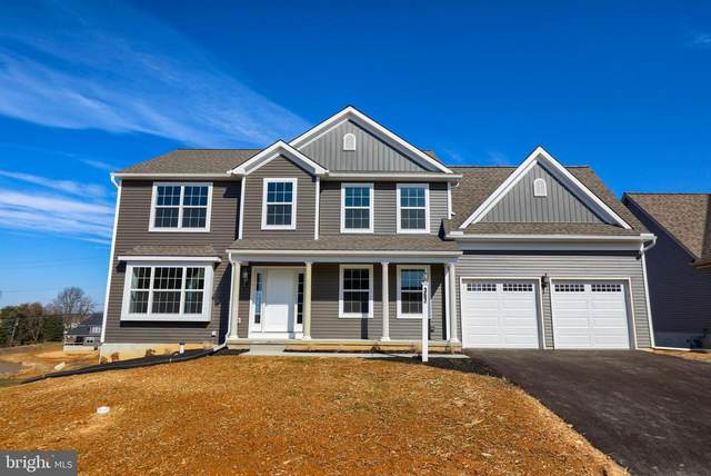 367 Breckenridge Way, LANCASTER, PA 17601 (#PALA159036) :: The Joy Daniels Real Estate Group