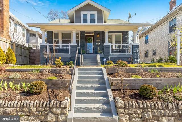 3021 24TH Street NE, WASHINGTON, DC 20018 (#DCDC459026) :: Viva the Life Properties