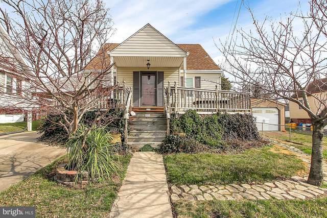 529 45TH Street, BALTIMORE, MD 21224 (#MDBC485818) :: Revol Real Estate