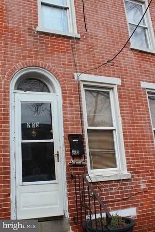 209 N Van Buren Street, WILMINGTON, DE 19805 (#DENC495500) :: The Allison Stine Team
