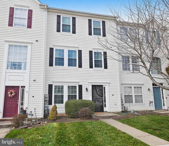 308 Esther Drive, FOREST HILL, MD 21050 (#MDHR243660) :: Pearson Smith Realty
