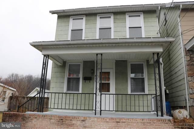 411 Elizabeth Street, WILLIAMSTOWN, PA 17098 (#PADA119350) :: John Smith Real Estate Group