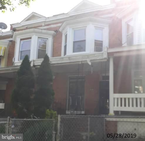 1638 Ashburton Street, BALTIMORE, MD 21216 (#MDBA500940) :: Bob Lucido Team of Keller Williams Integrity