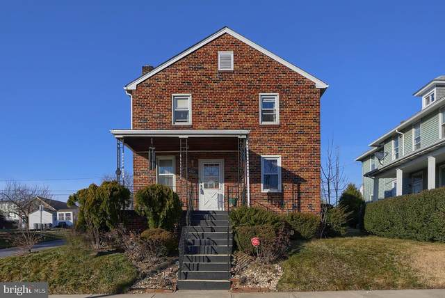 2601 S 2ND Street, STEELTON, PA 17113 (#PADA119354) :: Ramus Realty Group
