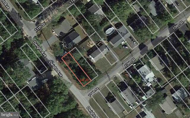 Lot 33 - 10TH Street, COLONIAL BEACH, VA 22443 (#VAWE115842) :: Network Realty Group
