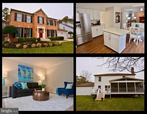 8108 Equestrian Drive, SEVERN, MD 21144 (#MDAA425964) :: Revol Real Estate