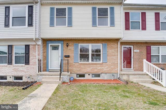 1509 Harford Square Drive, EDGEWOOD, MD 21040 (#MDHR243668) :: AJ Team Realty