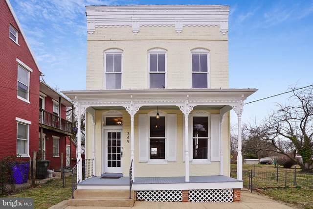 349 Madison Street, FREDERICK, MD 21701 (#MDFR260162) :: Larson Fine Properties