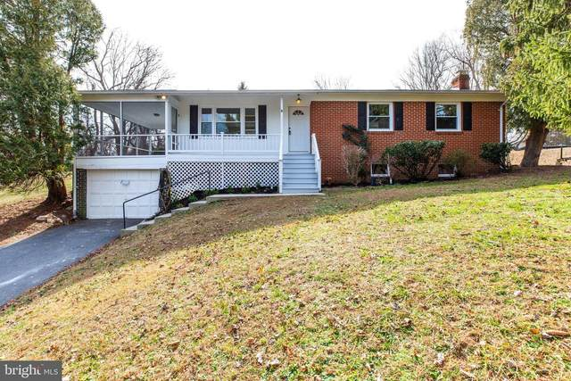 13004 Clopper Road, GERMANTOWN, MD 20874 (#MDMC696442) :: The Licata Group/Keller Williams Realty