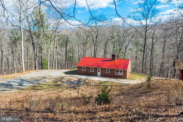 104 Quaint Acres Lane, BERKELEY SPRINGS, WV 25411 (#WVMO116514) :: Pearson Smith Realty