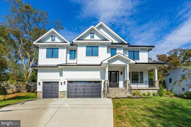 7022 Hector Rd, MCLEAN, VA 22101 (#VAFX1112242) :: Homes to Heart Group