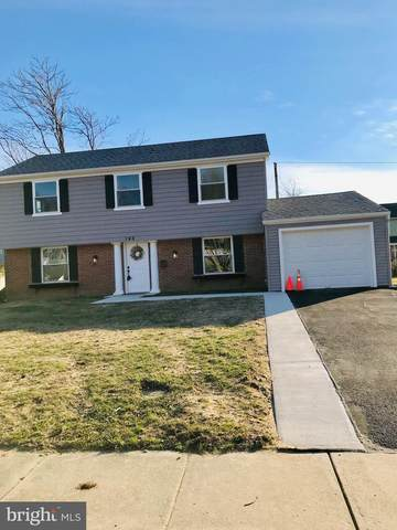 145 Pennypacker Drive, WILLINGBORO, NJ 08046 (#NJBL367174) :: The Matt Lenza Real Estate Team