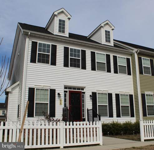 415 Village Center Boulevard, MILTON, DE 19968 (#DESU156438) :: The Allison Stine Team