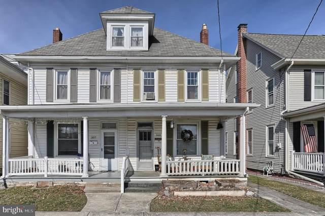 309 E Cherry Street, PALMYRA, PA 17078 (#PALN112524) :: The Joy Daniels Real Estate Group