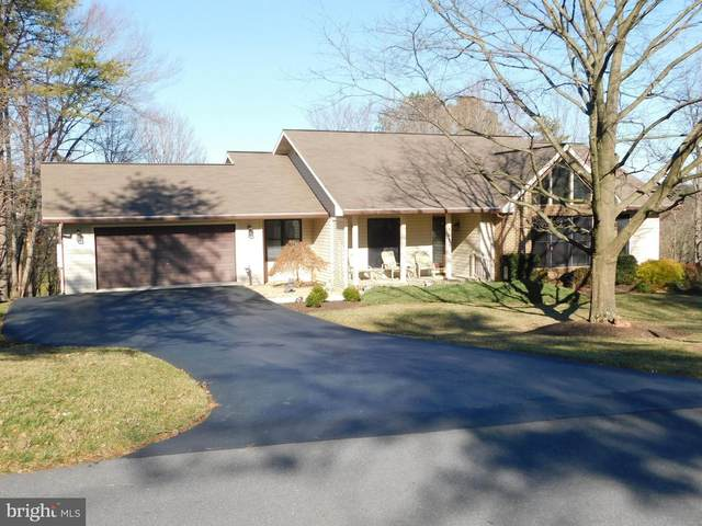 1021 Tecumseh Trail, HEDGESVILLE, WV 25427 (#WVBE175042) :: The Matt Lenza Real Estate Team