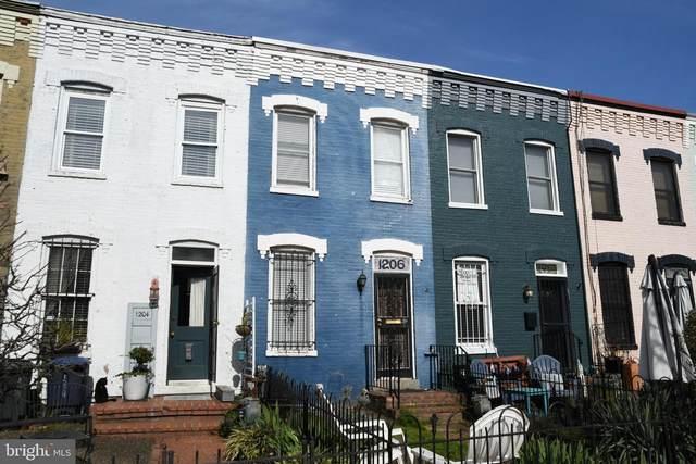 1206 G Street SE, WASHINGTON, DC 20003 (#DCDC459092) :: The Kenita Tang Team