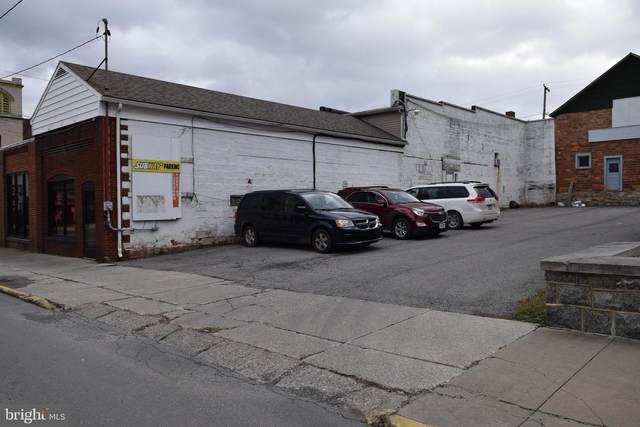 1 W Shirley Street, MOUNT UNION, PA 17066 (#PAHU101440) :: Blackwell Real Estate