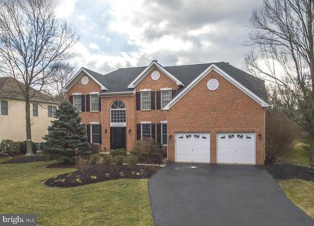657 Marsten Green Court, AMBLER, PA 19002 (MLS #PAMC639528) :: The Premier Group NJ @ Re/Max Central
