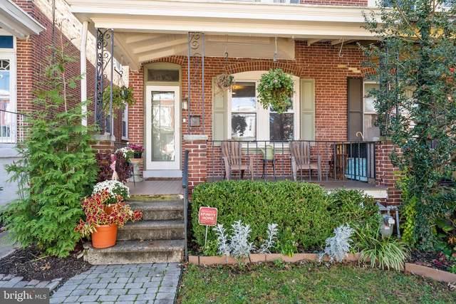 1428 Locust Street, NORRISTOWN, PA 19401 (#PAMC639534) :: Better Homes Realty Signature Properties
