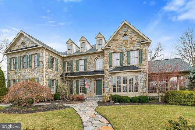13156 Piedmont Vista Drive, HAYMARKET, VA 20169 (#VAPW487966) :: Larson Fine Properties