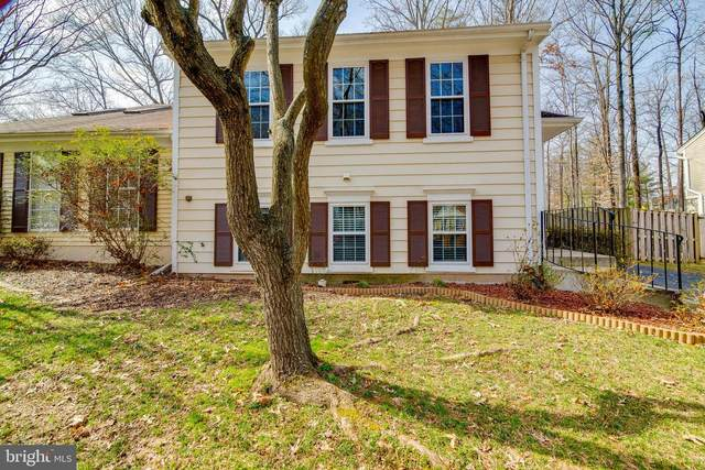 9991 Hemlock Woods Lane, BURKE, VA 22015 (#VAFX1112272) :: Homes to Heart Group