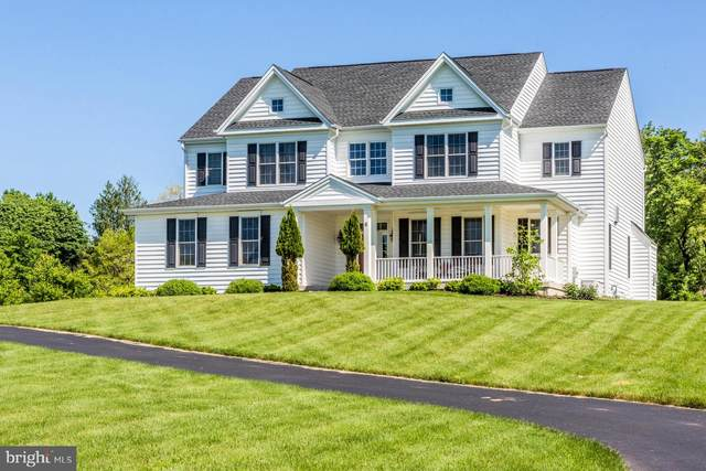 6 Winding Brook Way, TITUSVILLE, NJ 08560 (#NJME292012) :: John Smith Real Estate Group