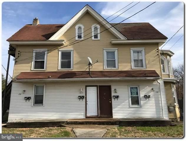 116-118 S Main Street, GLASSBORO, NJ 08028 (#NJGL254962) :: Scott Kompa Group
