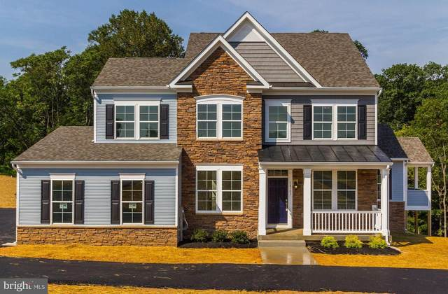 14118 Four County Drive, MOUNT AIRY, MD 21771 (#MDFR260174) :: RE/MAX Plus
