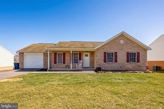 45 Amanda Drive, SMITHSBURG, MD 21783 (#MDWA170774) :: Advance Realty Bel Air, Inc